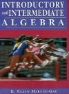 Introductory and Intermediate Algebra - K. Elayn Martin-Gay