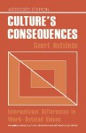 Culture's Consequences : International Differences in Work-Related Values (Cross Cultural Research and Methodology) - Geert Hofstede