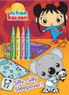 Silly, Silly Sleepover! (Ni Hao, Kai-lan) - Golden Books, Jason Fruchter