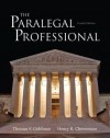 The Paralegal Professional (4th Edition) - Thomas F. Goldman, Henry R. Cheeseman