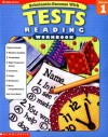 Scholastic Success With: Tests: Reading Workbook: Grade 1 (Scholastic Success with Workbooks: Tests Reading) - Terry Cooper