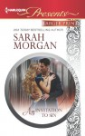 An Invitation to Sin - Sarah Morgan