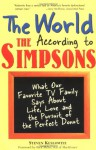 The World According to the Simpsons - Steven Keslowitz
