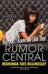 You Don't Know Me Like That (Rumor Central) - ReShonda Tate Billingsley
