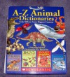 A-Z Animal Dictionaries: Scaly, Slithery, Slippery Creatures - Robert Mathews, Jill Bailey, Clint Twist