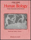 Study Guide to Accompany Human Biology: Personal, Environmental, and Social Concerns - Douglas B. Light, Robert A. Wallace, Judith Goodenough