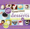 101 Gourmet No-Bake Desserts in a Jar - Wendy Paul