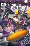 Transformers: Dark Cybertron #5 - Robots in Disguise #24 - John Barber, James Roberts