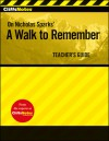 CliffsNotes A Walk to Remember Teacher's Guide - Tere Stouffer, CliffsNotes