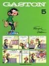 Gaston 5 (Gaston Définitive #5) - André Franquin, Jidéhem, Milena Benini