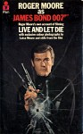 Roger Moore as James Bond 007 (A Pan Original) - Roger Moore