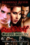 Red Wolf Collection (Werewolf Erotic Romance) (Red Wolf #1-3) - Julianne Reyer