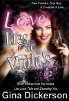 Love Lies at Viola's - Gina Dickerson