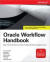 Oracle Workflow Handbook - Karen Brownfield, Gerald Jones, Susan Behn, Coy Weems, Lon White