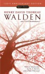 Walden: Essay on Civil Disobedience - Henry David Thoreau