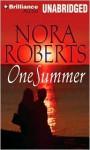 One Summer (Celebrity Magazine) - Jill Apple, Nora Roberts