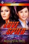 Love Spied - Augusta Hill, Satyr Designs, Shadow Creek Press