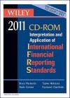 Wiley Interpretation and Application of International Financial Reporting Standards 2011, CD-ROM - Bruce Mackenzie, Danie Coetsee, Tapiwa Njikizana, Raymond Chamboko