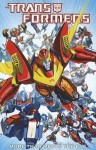 [ Transformers: More Than Meets the Eye, Volume 1 BY Roberts, James ( Author ) ] { Paperback } 2012 - James Roberts