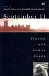 September 11: Trauma and Human Bonds - David Coates