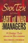 Sun Tzu - The Art of War for Managers: 50 Strategic Rules Updated for Today's Business - Gerald A. Michaelson, Steven Michaelson