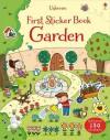 First Sticker Book Garden - Lucy Bowman