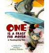 [ One Is a Feast for Mouse: A Thanksgiving Tale [ ONE IS A FEAST FOR MOUSE: A THANKSGIVING TALE ] By Cox, Judy ( Author )Aug-01-2009 Paperback - Judy Cox