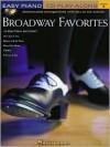 BROADWAY FAVORITES VOLUME 3 BK/CD EASY PIANO CD PLAY-ALONG (Easy Piano CD Play-Along(tm)) - Songbook