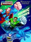 Cosmic Legends (DC Super Friends) - Billy Wrecks, Golden Books