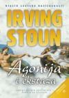 Agonija i ekstaza : roman o Mikelandjelu - Ирвинг Стоун