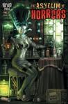 The Asylum of Horrors, No. 2 - Frank Forte, Jeff Vigil