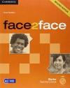 face2face Starter Teacher's Book with DVD - Chris Redston