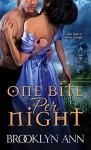One Bite Per Night (Scandals with Bite Book 2) - Brooklyn Ann