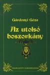 Az utolsó boszorkány - Géza Gárdonyi