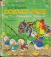 Walt Disney's Donald Duck on Tom Sawyer's Island (A Tell-A-Tale Book) - Dorothea J. Snow, Tony Strobl, The Mattinsons