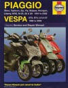 Haynes Piaggio and Vespa Scooter Manual 3492 - Matthew Coombs