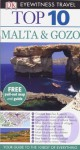 Top 10 Malta And Gozo (Eyewitness Travel Guides) - Mary-Ann Gallagher