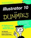 Illustrator 10 For Dummies - Ted Alspach, Barbara Obermeier