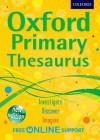 Oxford Primary Thesaurus - Susan Rennie