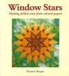 Window Stars, Making Folded Stars from Colored Papers - Thomas Berger
