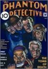 The Phantom Detective - The Tomb of Death - November, 1934 08/1 - Robert Wallace, Rafael Soto