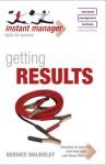 Getting Results - Bernice Walmsley