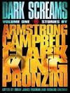 Dark Screams: Volume One - Luke Daniels, Kelley Armstrong, Ramsey Campbell, Bill Pronzini, Simon Clark, Stephen King