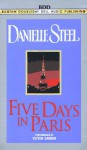 Five Days in Paris (Audio) - Danielle Steel