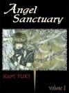 """Angel Sanctuary, Tom 1 (Angel Sanctuary, #1) - Kaori Yuki, Paweł """"Rep"""" Dybała"""