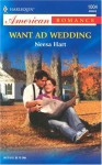 Want Ad Wedding - Neesa Hart