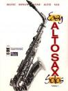 Music Minus One Alto Sax: Easy Alto Sax Solos, Vol. I (Student Edition) - Music Minus One