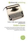 Ender's Game - Frederic P. Miller, John McBrewster, Agnes F. Vandome