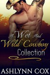 MENAGE: A WET AND WILD COWBOY COLLECTION (BBW,THREESOMES Book 1) - Ashylnn Cox