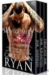 Montgomery Ink Box Set (Books 0, 0.6, and 1) - Carrie Ann Ryan